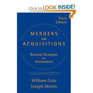 LATEST TRENDS IN MERGERS AND ACQUISITIONS RESEARCH THE
